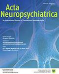 Acta Neuropsychiatrica