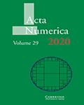 Acta Numerica