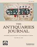 Antiquaries Journal