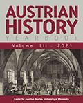Austrian History Yearbook