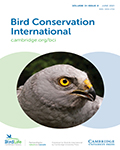 Bird Conservation International