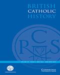 British Catholic History