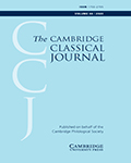 Cambridge Classical Journal