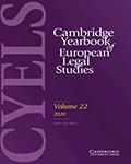 Cambridge Yearbook of European Legal Studies