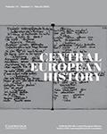 Central European History