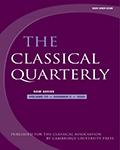 Classical Quarterly
