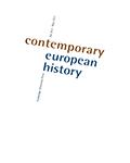 Contemporary European History