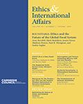 Ethics & International Affairs