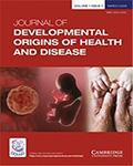 Journal of Developmental Origins of Health and Disease