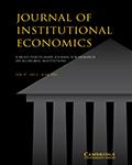 Journal of Institutional Economics