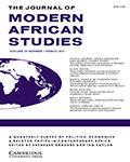 Journal of Modern African Studies