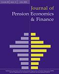 Journal of Pension Economics & Finance