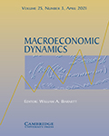 Macroeconomic Dynamics