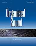 Organised Sound