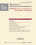 Revista de Historia Economica – Journal of Iberian and Latin American Economic History