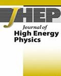 The Journal of High Energy Physics (JHEP)