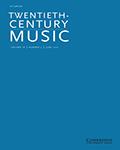 Twentieth-Century Music