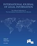 International Journal of Legal Information
