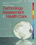 International Journal of Technology Assessment in Health Care