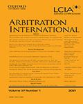 Arbitration International