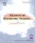 Archives of Psychiatric Nursing