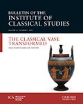 Bulletin of the Institute of Classical Studies (BICS)