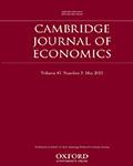 Cambridge Journal Of Economics