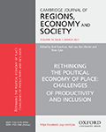 Cambridge Journal Of Regions, Economy And Society