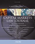 Capital Markets Law Journal