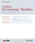 Cesifo Economic Studies