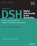Digital Scholarship in the Humanities