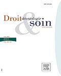 Droit Deontologie & Soin