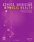 Ethics, Medicine and Public Health