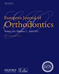 European Journal of Orthodontics