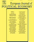 European Journal of Political Economy