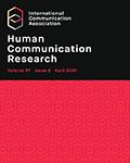 Human Communication Research