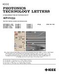 IEEE Photonics Technology Letters