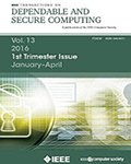 IEEE Transactions on Dependable and Secure Computing