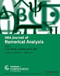 Ima Journal Of Numerical Analysis