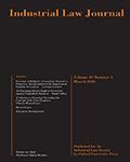 Industrial Law Journal
