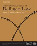 International Journal Of Refugee Law