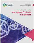 International Journal of Managing Projects in Business