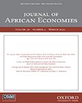 Journal Of African Economies