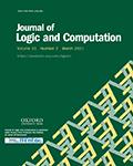 Journal Of Logic And Computation