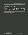 Journal Of Semantics