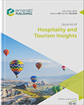 Journal of Hospitality and Tourism Insights