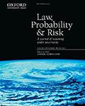 Law, Probability & Risk