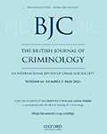 The British Journal of Criminology