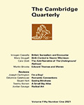 The Cambridge Quarterly