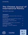 The Chinese Journal Of International Politics